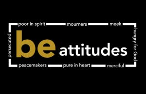 The Be-Attitudes: The Mourners Image