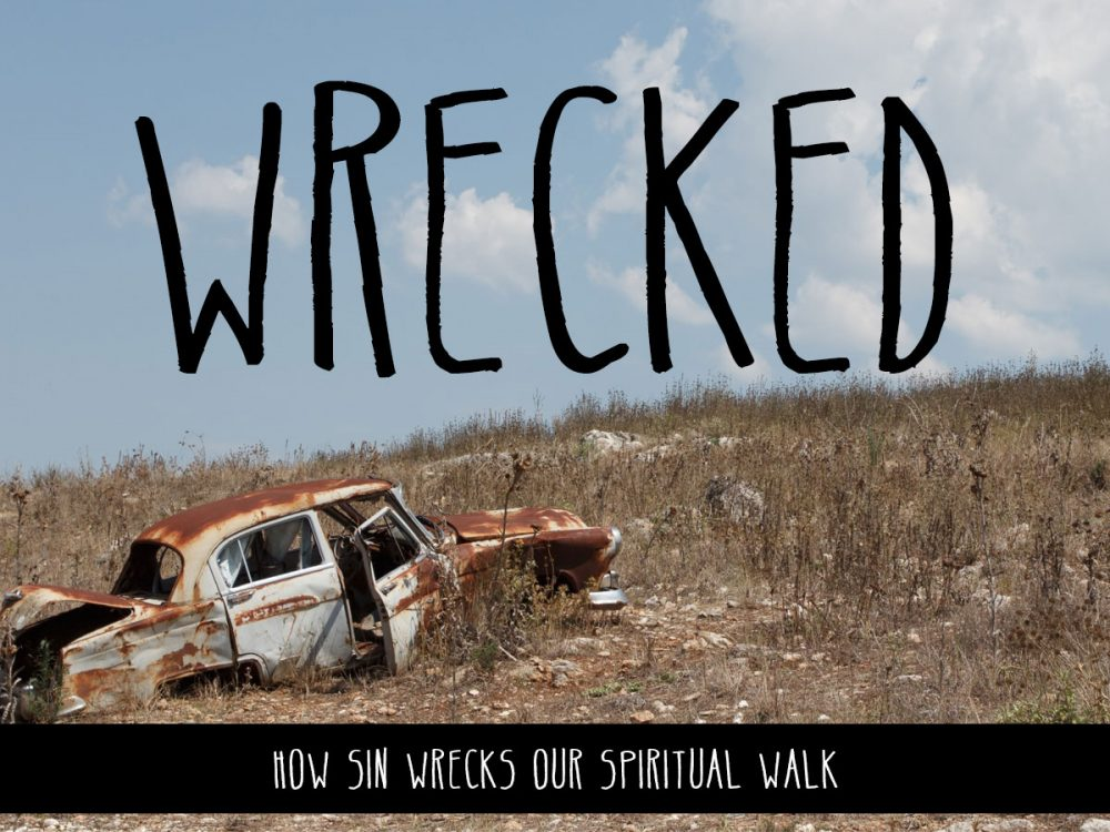 Wrecked: By Spiritual Indifference Image