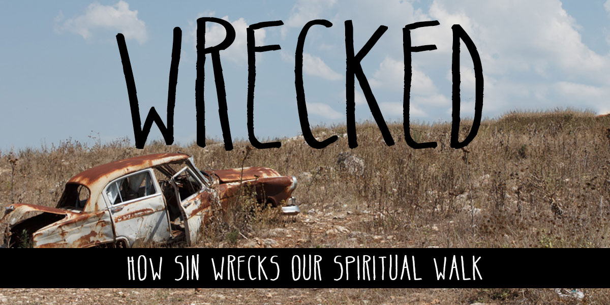 Wrecked: By Hollow Worship Image