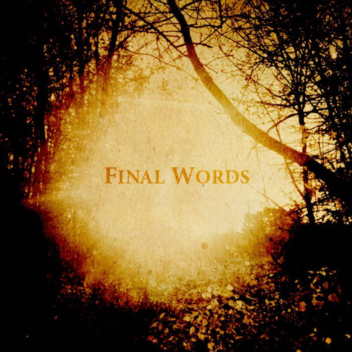Final Words: It Is Finished Image