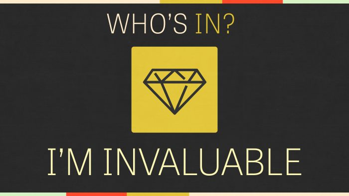 Who's In: I'm Invaluable Image