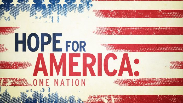 Hope For America: One Nation Image