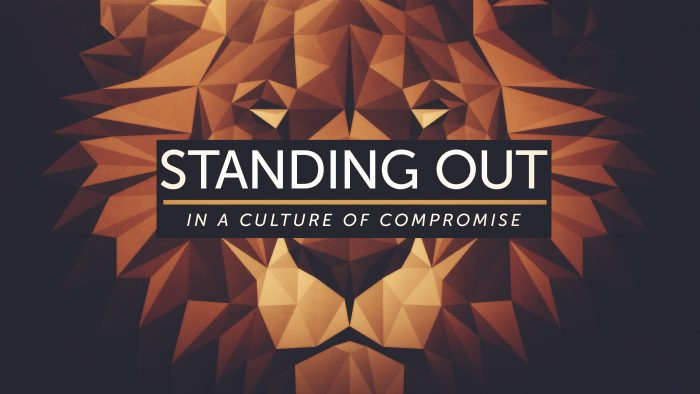 Standing Firm In A Culture Of Compromise Image
