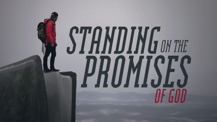 Standing On The Promises of God: Answered Prayer Image